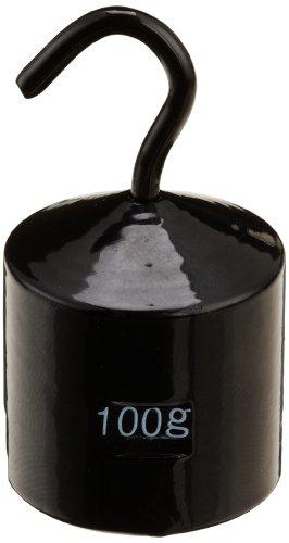 Ajax Scientific ME170–0100Messing Deluxe Süchtig Gewicht, 100g