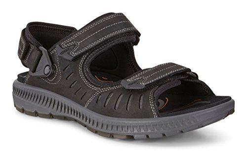Price comparison product image ECCO Men's Terra 2S Athletic Sandal,  Black,  44 EU / 10-10.5 M US