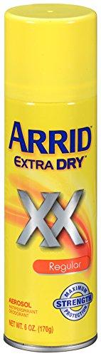 ARRID Extra Dry Anti-Perspirant Deodorant Spray Regular 6 oz
