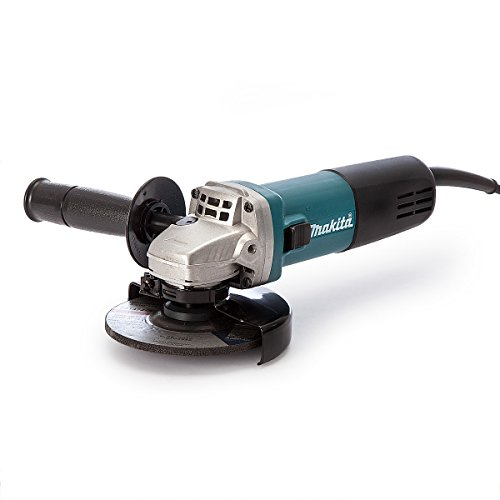 Makita - Mini-amoladora, 840w, 125mm