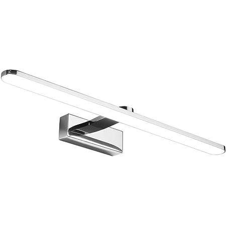 Klighten LED Spiegelleuchte 14W 40CM Schminklicht Badleuchte Bad Spiegellampe IP44 Wasserdichte Badlampe f/ür Badzimmer und Wandbeleuchtung Kaltes Wei/ß 6000K