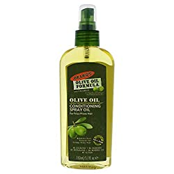 olive oil spray for dry hair