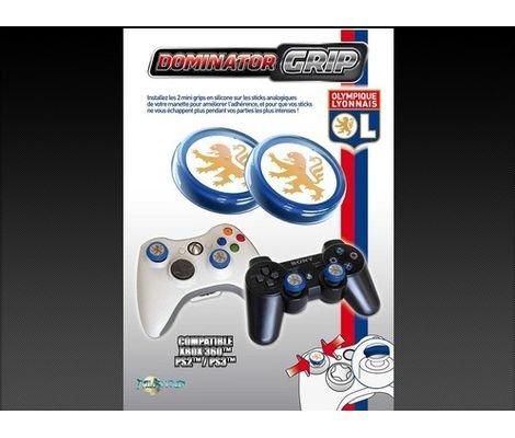 PS3 Dominator Oficial OL Lyonnais Analog Caps Grip Mod