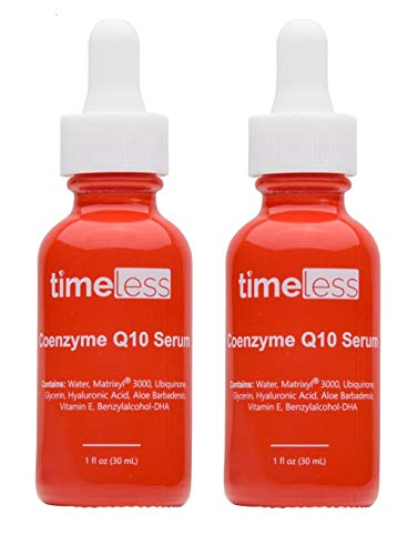 Coenzyme Q10 Serum 1 oz (2 Bottels) by Timeless Skin Care