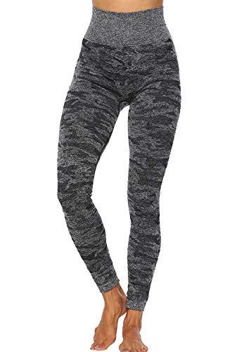 FITTOO Leggings Mallas Mujer Pantalones Deportivos