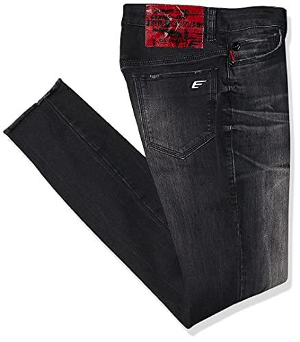 Calça Jeans Intense Black Higher Skinny, Ellus, Feminino, Lavagem Black, 44