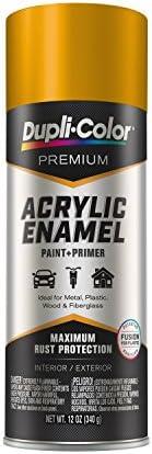 Dupli-Color - EPAE10800 Gunmetal Premium Acrylic Enamel Spray Paint