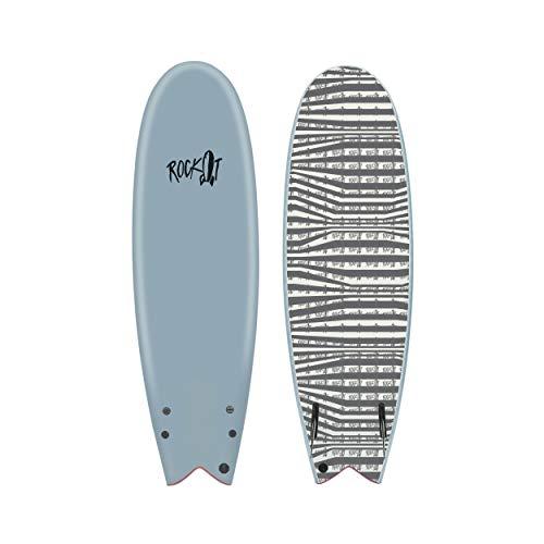 Rock-It Albert Fish Surfboard