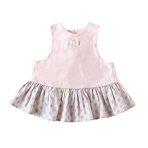 SOULEIADO 着るスタイ ドレス ピンク 18121019