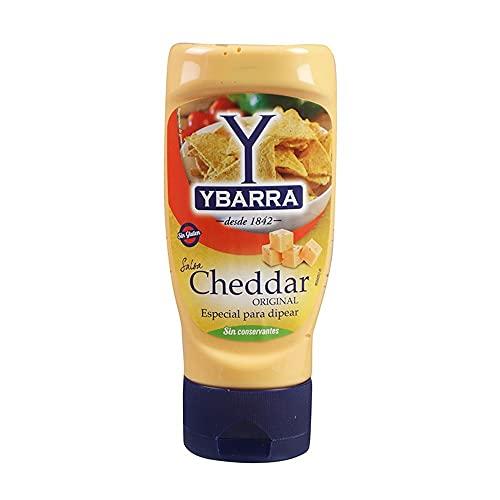 Ybarra - Salsa Cheddar Originale - 1 x 300 ml