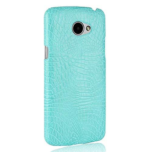 Manyip Custodia e Cover per LG K5,Cellulare Rugged Shield 360 ° Proteggi Il Tuo Telefono Custodia a Conchiglia Modello Coccodrillo Compatibile con LG K5