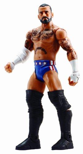 WWE CM Punk Series 33 Figure