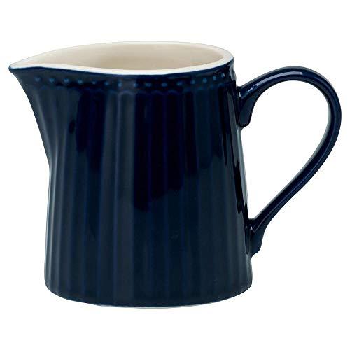 Porzellan-Milchkännchen, Alice Dark Blue von GREENGATE