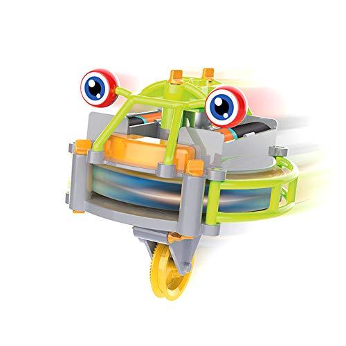 Saingace(TM) Seiltänzer Schubkarre Roboter Spielzeug,Roboter Spielzeug elektrische Waage Auto,Tightrope Walker...