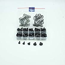 1box(100pcs) 5 Sizes Plastic Safety Nose Triangle for Doll Teddy Puppet Making