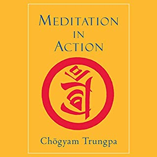Meditation in Action cover art