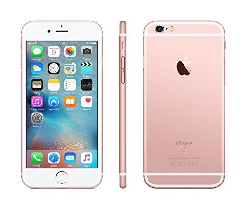 Apple iPhone 6s 64GB Rose Gold, iOS 9