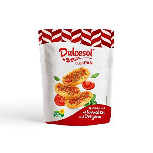 Dulcesol Panecillos con Tomate y Orégano, 160g