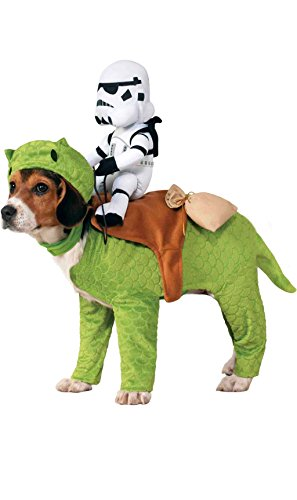 Star Wars–Costume da Dewback per cani, XL, Rubie' s Spain 886582-xl