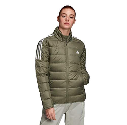 adidas Women's Essentials Down, Green, X-Large