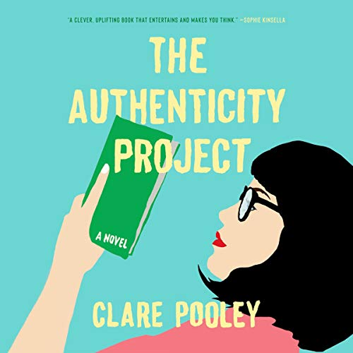 Page de couverture de The Authenticity Project