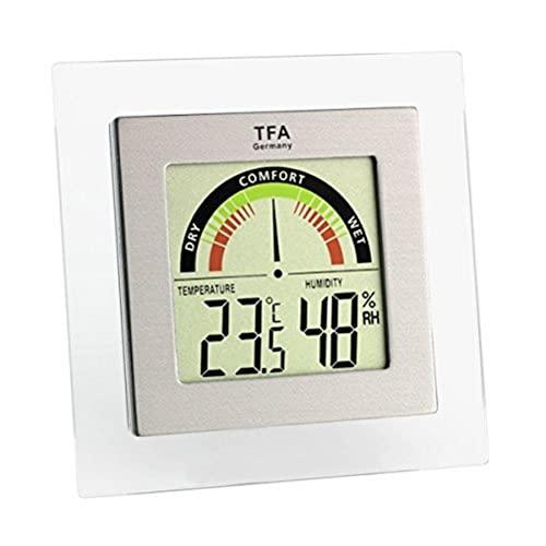 TFA 30.5023 Hygromètre 8,8 x 1,7 x 8,7 cm