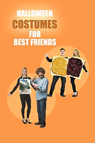 Halloween Costumes for Best Friends: Gift for Holiday
