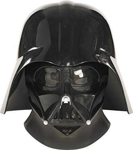 Star Wars TM Supreme Edition Darth Vader TM - Juego de máscara y casco original (tamaño grande)