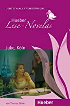 LESE-NOVELAS A1 Julie, Köln. Libro
