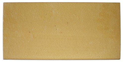 Schamotte geschnitten - Schamotte nach Maß- Wunschgröße Sondergröße (60x30x3 cm)