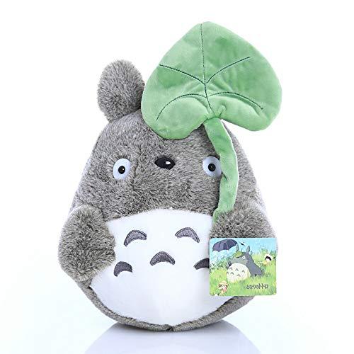 20-60 cm Totoro Cartoon Mooie Pluche Totoro Speelgoed Knuffels Leuke Lotusblad Poppen Mini Speelgoed voor Babypop,60cm