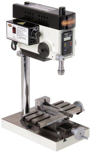 SHOP FOX M1036 Micro Milling Machine, Small
