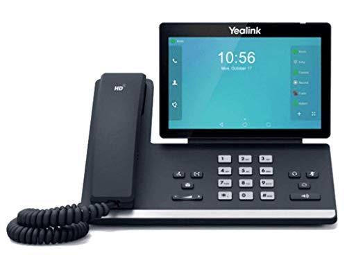Yealink SIP-T57W VoIP-Telefon, schwarz