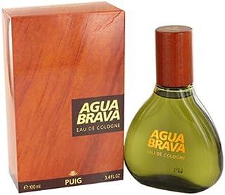 Agua Brava by Antonio Puig for Men Eau de Cologne 100ml