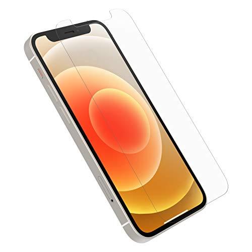 OtterBox Performance Plus Glass - antibakerieller Displayschutz aus gehärtetem Glas für Apple iPhone 12 mini, transparent
