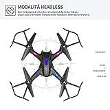 Zoom IMG-1 snaptain s5c drone con telecamera