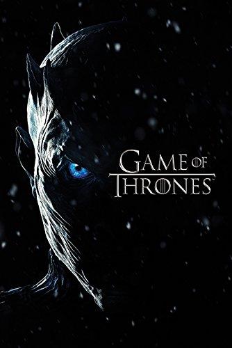 Grupo Erik Editores Poster Game Of Thrones Season 7 Night King