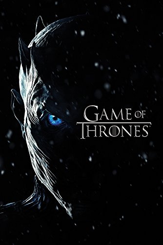 Poster Game of Thrones – Saison 7 Night King – 61 x 91,5 cm