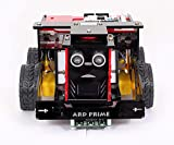 """Explore our award-winning, made in India """" Best Learning Robot for kids """" & start the experiential learning process. 550 pages e-book will be provided to start Arduino Robotics from Senior level starting Age 12+ kids and can master Arduino Robotics u..."""
