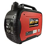 DuraDrive DP2000 2,000-Watt Ultra-Quiet Lightweight Gas-Powered Inverter Generator