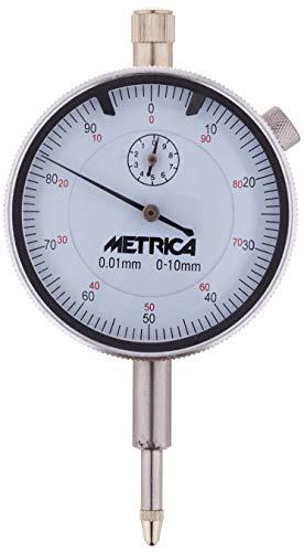 Metrica 41019 COMPROBADOR CENTESIMAL 0-10 MM 0,01 mm