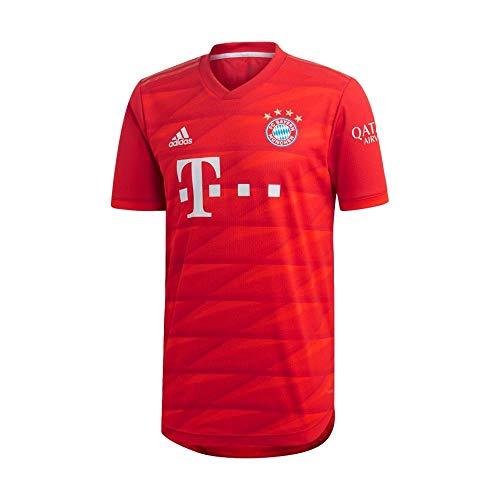 adidas 2019-2020 FC Bayern Munich Authentic Home Jersey (Large)