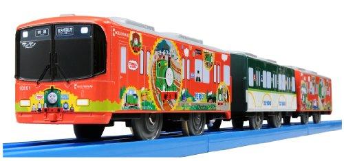 プラレール ぼくもだいすき!たのしい列車シリーズ 京阪電車10000系きかんしゃパーシー号 2013
