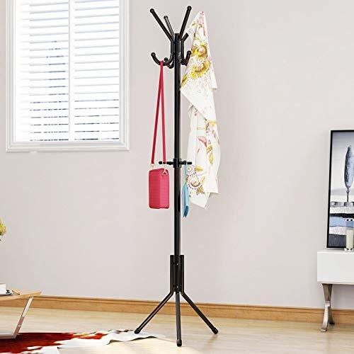 LESHARED Coat Rack Roestvrijstaal kledingrek woonkamer Meubilair Opknoping opslag organisatie kledinghanger garderobe hoedenrek
