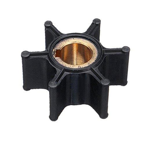 Terrarum Waterpomp Impeller 387361/763735 voor Johnson Evinrude Omc Brp 2-6Hp buitenboordmotor