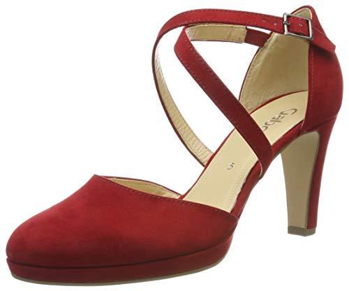 Gabor Damen Fashion Pumps, Rot (Cherry 45), 39 EU