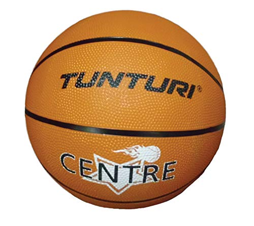Tunturi Unisex Adult Soft Touch Ball - Orange, One Size
