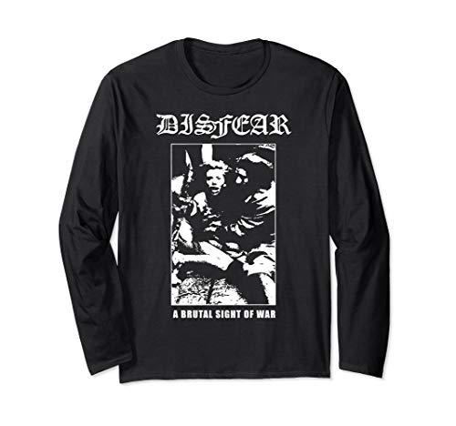 Disfear A Brutal Sight Of War Shirt Langarmshirt