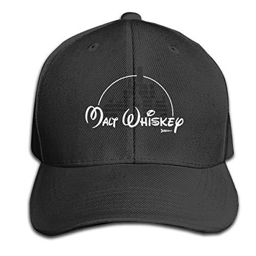 Malt Whiskey Not W Alt Disney Adjustable Trucker Baseball Cap