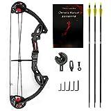 E-ROCK 15-29lbs Archery Twin Cam Adjustable...